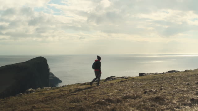 isle of skye - schottisches hochland stock-videos und b-roll-filmmaterial
