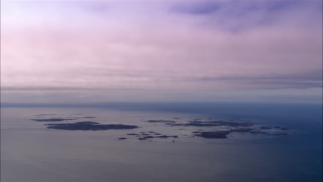 aerial, isles of scilly, england - isles of scilly stock videos & royalty-free footage