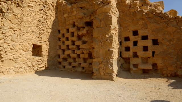 Israel- Masada,  columbarium