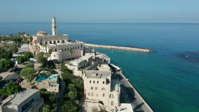 israel. tel aviv-jaffa - jaffa stock-videos und b-roll-filmmaterial