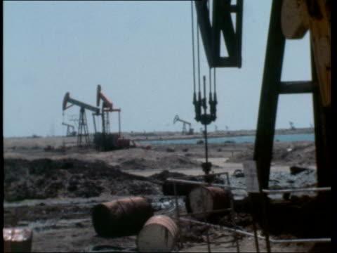 israeli oil **shotlist - israele video stock e b–roll