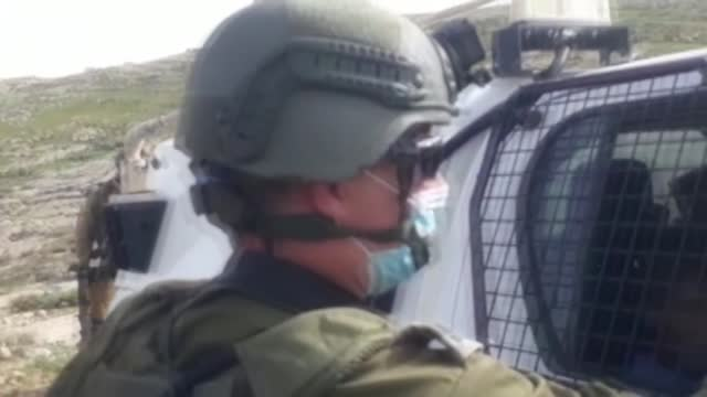 israeli police on wednesday, march 10, detained five palestinian kids in the occupied west bank, local sources said. the kids aged between 8-13 were... - land stock videos & royalty-free footage
