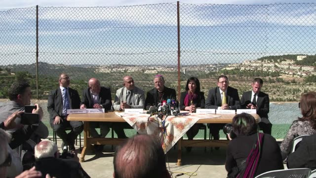 Israel's High Court issued an order Thursday preventing a Roman Catholic monastery convent and adjacent vineyards from being divided by the...