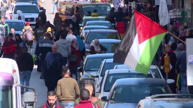 israel's upcoming elections could have a direct effect on the palestinians but many have little interest in who wins having lost hope its more than... - west bank stock videos & royalty-free footage