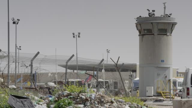 Israel's West Bank Barrier.