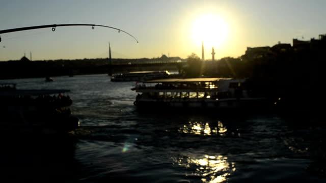 Istanbul Bosphorus Sea, Turkey