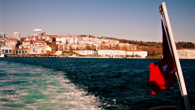 istanbul bosphorus - bosphorus stock videos & royalty-free footage