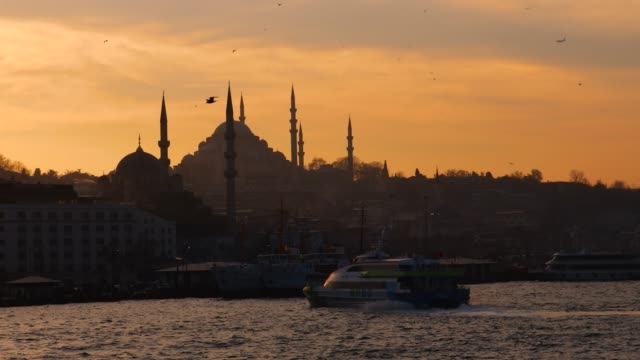 istanbul city - ozgurdonmaz stock videos and b-roll footage