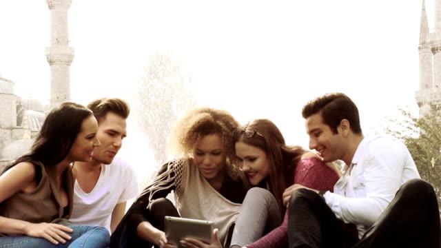 Istanbul Friends Selfie Group