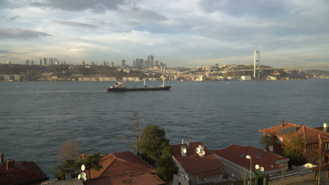 Istanbul From Hill