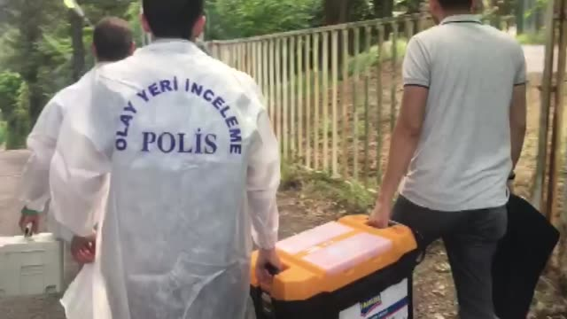 "istanbul police arrested controversial televangelist adnan oktar, known abroad as ""harun yahya"" early wednesday. police also launched an operation to... - istanbul province stock videos & royalty-free footage"