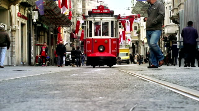 istanbul public transport - istanbul stock videos and b-roll footage