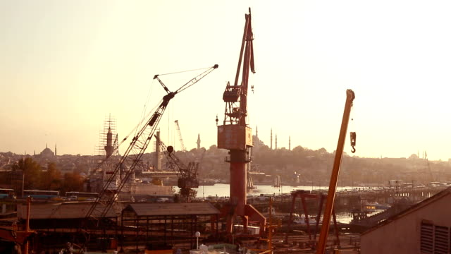 istanbul shipyard - iraq stock videos and b-roll footage
