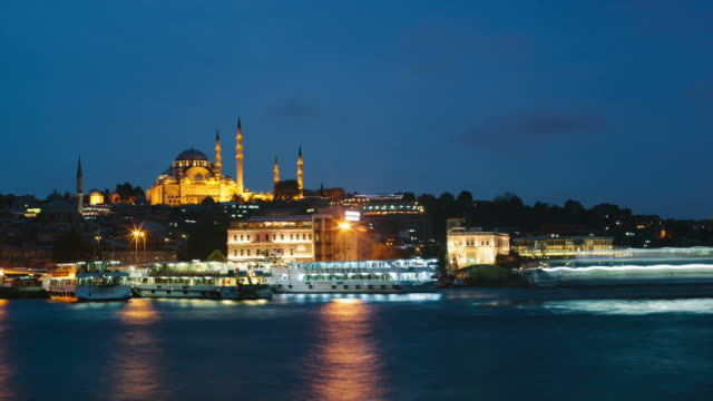 Istanbul time lapse