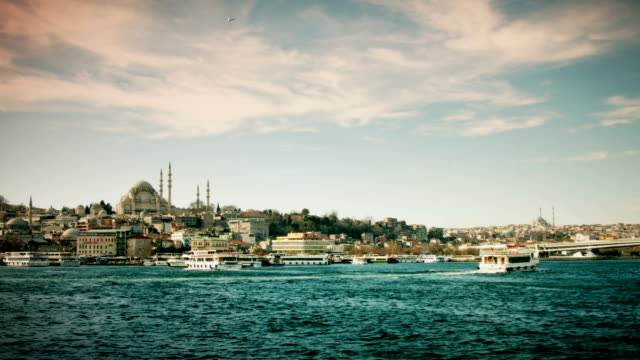 istanbul turkey - straits stock videos and b-roll footage