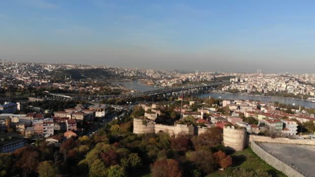イスタンブール - イスタンブール 金角湾点の映像素材/bロール