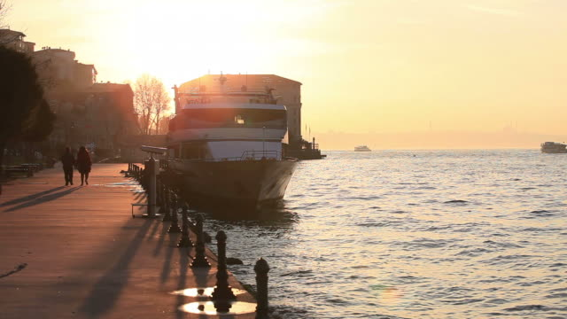 istanbul - bosphorus stock videos and b-roll footage