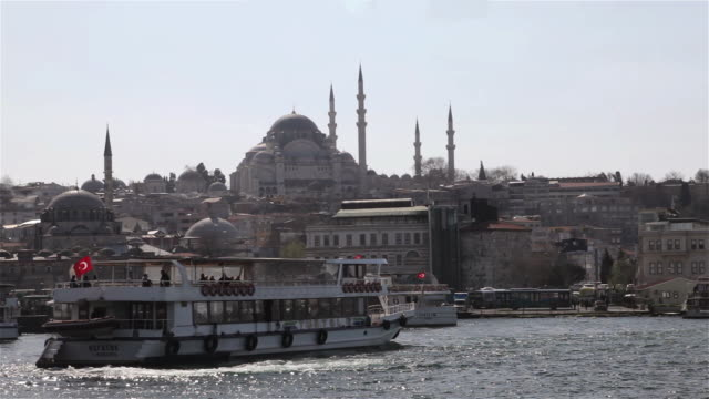 istanbul - yeni cami mosque stock videos and b-roll footage