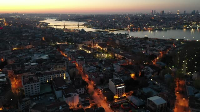 istanbul's famous hagia sophia and surrounding gardens and roads are seen empty on the second day of the holy fasting month of ramadan and the third... - surrounding stock videos & royalty-free footage