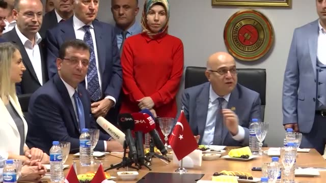 istanbul's mayor on thursday got a certificate of election for the second time this year after a doover election in which he won a comfortable margin... - istanbul stock videos & royalty-free footage