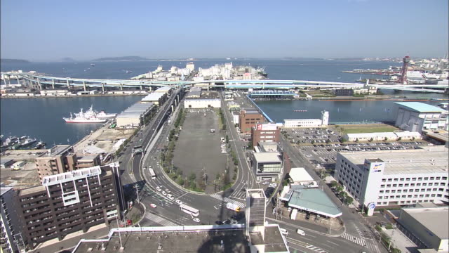 it is known as the biggest entertainment district in kyushu island with a lot of shopping center commercial building and so on tenjin area is located... - entertainment center stock videos and b-roll footage