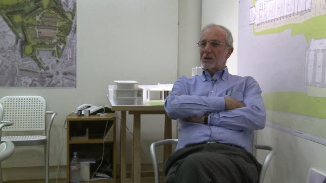 italian architect renzo piano remembers the celebrated brazilian architect oscar niemeyer who died late wednesday in rio de janeiro at the age of 104... - oscar niemeyer stock videos and b-roll footage