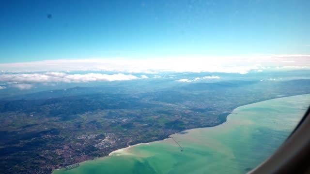 Italiaanse kusten vanaf de patrijspoort