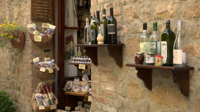 Italian delicatessen shop