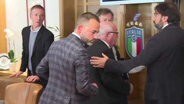 Italian FA president Carlo Tavecchio has resigned after Italy's World Cup qualifying fiasco saw the four time champions miss the finals for the first...