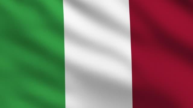 italian flag - italian currency stock videos & royalty-free footage