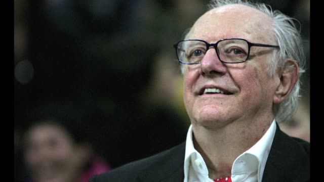 italian playwright and actor dario fo who won the nobel prize for literature in 1997 has died at the age of 90 - dario fo stock-videos und b-roll-filmmaterial