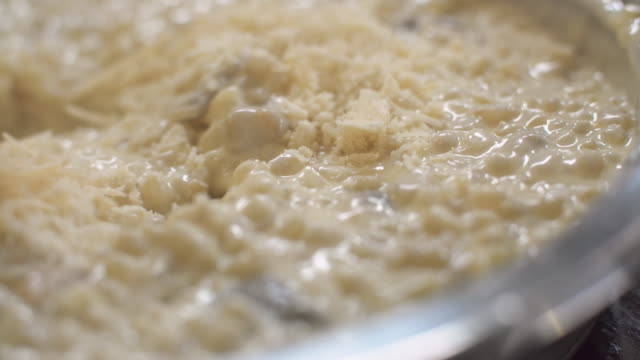 italian risotto - risotto stock videos & royalty-free footage