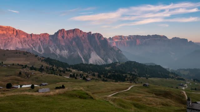 Italy mountain Dolomites Alps