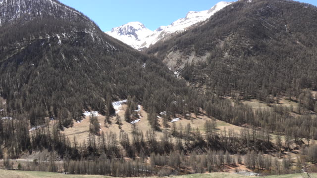 italy snowcapped mountains on the maddalena pass road - sassari stock videos & royalty-free footage