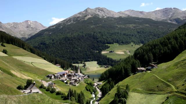 Italy, Sued Tirol, Alto Adige, Valdurna, Durnholz