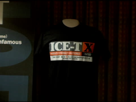 Items donated to the Smithsonian at the Launch of 'HipHop Wont Stop The Beat the Rhymes The Life Collection Initiative' for the Smithsonian...