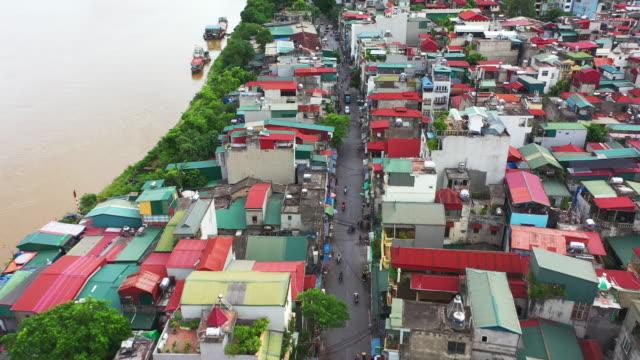 忙しい場所です - ベトナム点の映像素材/bロール