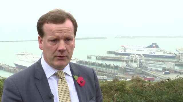 It's believed as much as a billion pounds might be needed to prepare the port of Dover for the possibility of no Brexit deal Local Conservative MP...