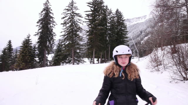it's cold outside - brief - nordic skiing event stock videos and b-roll footage
