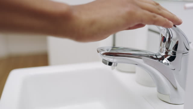 it's not too late to start saving water - tap stock videos & royalty-free footage