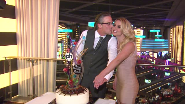 It's Official Britney Spears And Jason Trawick Are Engaged The Happy Couple Reveals The Engagement Ring At Planet Hollywood Resort Casino Las Vegas...