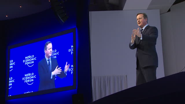 It's time to speak out That was David Cameron's message to the World Economic Forum today when he told business leaders who want Britain to stay in a...