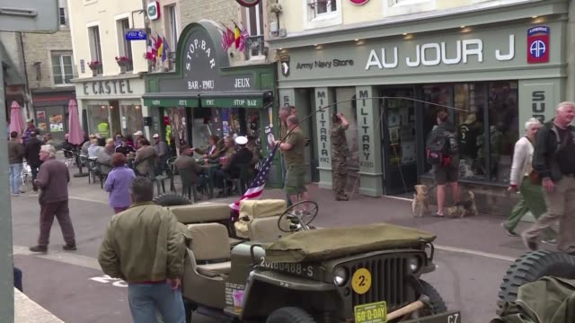 it's wonderful to come back here to see where i landed and where i fought 95 year old eugene is in normandy to mark the 75th anniversary of the dday... - la manche stock videos and b-roll footage