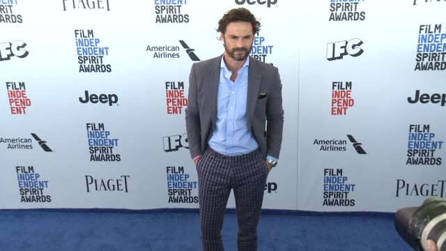 Ivan Sanchez at the 2017 Film Independent Spirit Awards Arrivals on February 25 2017 in Santa Monica California