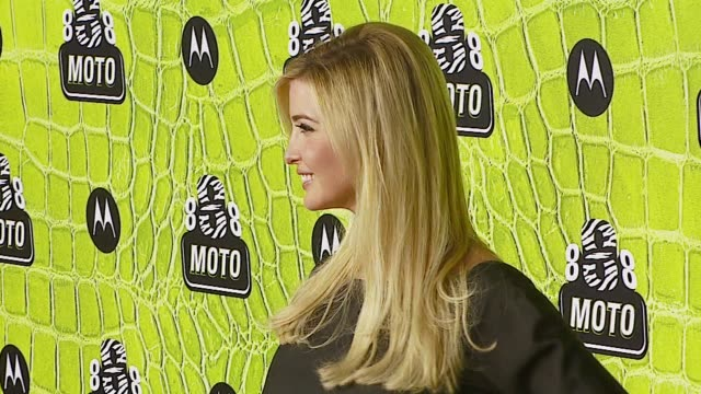 Ivanka Trump at the 8th Annual Anniversary Party Hosted By Motorola at the Hollywood Palladium in Hollywood California on November 2 2006