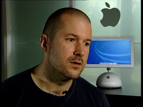 Ive interview SOT iMac computer Powerbook laptop computer Latest iMac computer