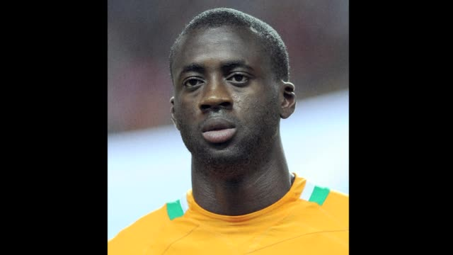 Ivorian Yaya Toure of Manchester City won Africas top football honour on Thursday beating out his countryman Didier Drogba and Alexandre Song of...