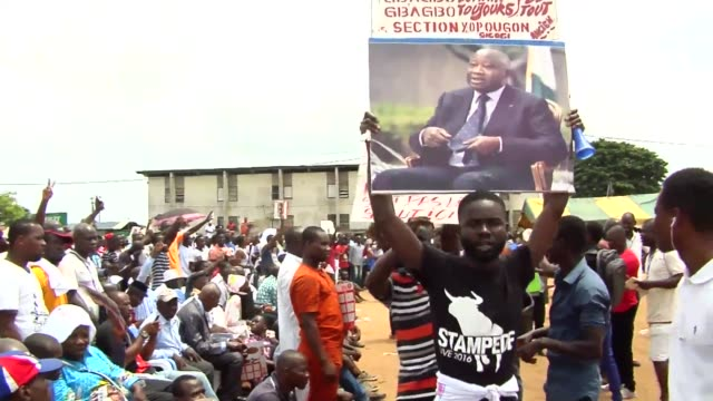 Ivory Coast opposition activists on Saturday called a democratic march for next week ahead of senatorial municipal and regional elections and as the...