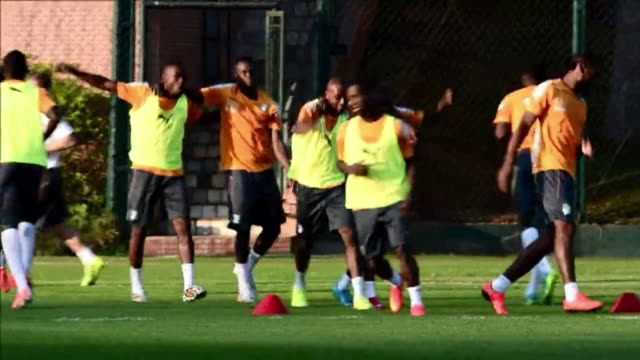 Ivory Coast prepares for showdown with Greece on June 24 for decisive World Cup match