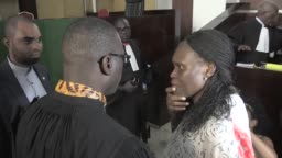 Simone Gbagbo on trial for poll bloodbath